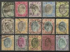 SOUTH AFRICA / TRANSVAAL KEV11 1902-09 USED