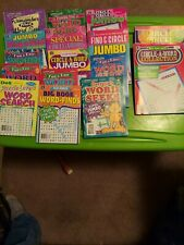 Lot of 16 Word Search Find Hunt Puzzle Books -
