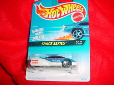 HOT WHEELS #390 ALIEN WITH 5 SPOKE RIMS SPACE SERIES FREE USA SHIPPING
