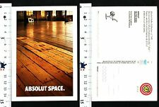 ABSOLUT VODKA COLLECTION N° 149 - ABSOLUT SPACE - 57681