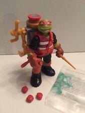 Nickelodeon Tortugas Ninjas Adolescentes Mutantes Tmnt Figura De Acción: Ghostbusters Mikey