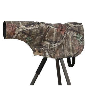 ROLANPRO Rain Cover Raincoat for Telephoto Lens Camouflage Guns Case Waterproof