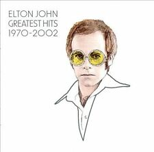 Greatest Hits 1970-2002 [Import #2] by Elton John (CD, Jan-2003, 2 Discs, Mercur