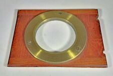 Antique 44 or 45mm Mounting Board for Brass Lenses