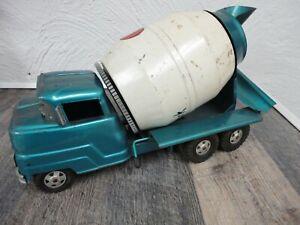 Structo Vintage Cement Mixer Truck