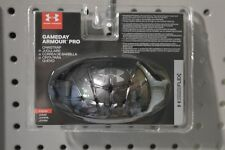 New $25 Under Armour Gameday Armour Pro Chinstrap Flex Youth/Boys Football Black