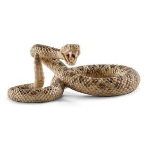 Schleich 14740 Snake - Rattlesnake - Retired Schleich Wildlife