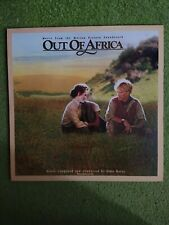 LP John Barry-Out Of Africa (Music From The Motion Picture Soundtrack) (1986)