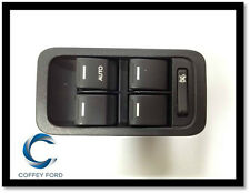 Genuine Ford Territory SX/SY Electric/Power window switch RHF. Driver Master NEW