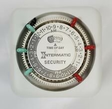 Intermatic Time-All Security Timer Model TN711 Power Saver Indoor Use SM1
