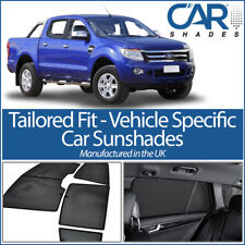 Ford Ranger Double Cab T6 2011> CAR WINDOW SUN SHADE BABY SEAT CHILD BOOSTER UV