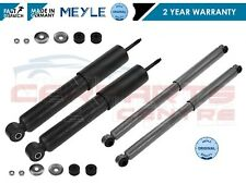 FOR MITSUBISHI L200 K74 1996-2007 FRONT and REAR SHOCKERS SHOCKS ABORBERS SET X4
