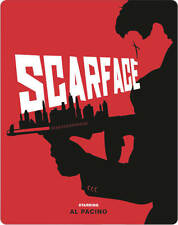 Scarface (1983) (1000 ONLY Zavvi Exclusive Limited Ed Blu-ray Steelbook) [UK]