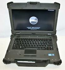 "14"" WXGA Dell Latitude E6420 XFR Rugged Intel Core i5 2nd 8GB 160GB SSD WiFi DVD"