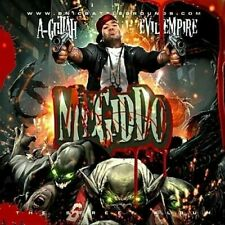 A-GUTTAH & EVIL EMPIRE - MEGIDDO: THE STREET ALBUM NEW CD