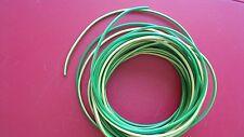 10 Meter Flexible Aderleitung Kabel HO5V-K1,0 mm² gelbgrün 10 m