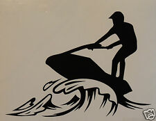 Jet-ski JetSki Jet Ski Sticker/Decal watersports/Boating