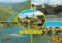 BR83247 the river wye  symonds yat ross on wye chepstow uk