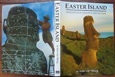 Easter Island Archaeology Ecology & Culture Jo Anne Tilburg HCDJ First edition