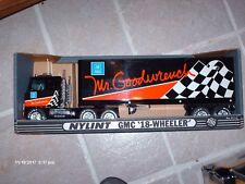 Nylint Pressed Steel Tractor/Trailer General Motors Mr. Goodwrench Truck