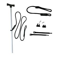 Stick It Anchor Pins 8' System - White Shallow Water Anchor