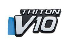 1999-2004 Ford Super Duty Triton V10 Front Fender Emblem OEM NEW F81Z-16720-BZ