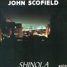 JOHN SCOFIELD TRIO / SHINOLA CD Live