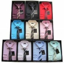 Polyester Long Sleeve Shirts (2-16 Years) for Boys