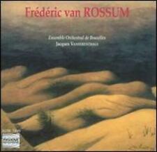 FR'D'RIC VAN ROSSUM USED - VERY GOOD CD