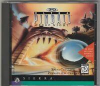 3-D Ultra Pinball Creep Night by Sierra 1996