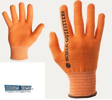 TrueFlex Roping Gloves Noble Outfitters Orange 1 Glove XS - XXL