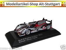 Audi R18 ultra #3 Le Mans 2012 Dumas/Duval/Genes Spark 1/43 nuevo de fábrica