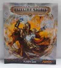 MTG Magic Game Gioco PLAYER'S GUIDE Cards List - FUTURE SIGHT - Visione Futura -