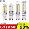 G9 LED Capsule Bulb 5W 10W 3014 SMD Replace Halogen Light Bulb Lamps AC220-240V