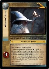 LOTR TCG Gandalf's Staff 2R22 Mines of Moria MOM The Lord of the Rings MINT
