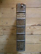 Histoire littéraire du peuple anglais. J. J. Jusserand . Firmin Didot, 1896.