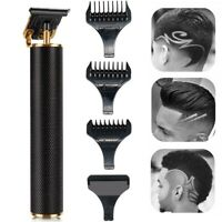 Electric Hair Clipper Men's T-Outliner Beard Trimmer Barber Carving Tool New