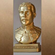 Freddie Mercury metal gold 20cm büste bust busto popiersie бюст
