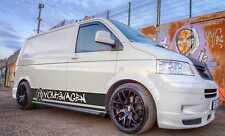 VW transporter vinyl side decals