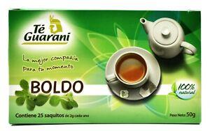 Té Guaraní Herbal Teas - 6 types - Produced in Paraguay