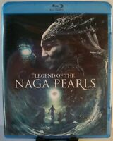 Legend of the Naga Pearls Blu-ray (2018 - Well Go USA) ~ Simon Yam