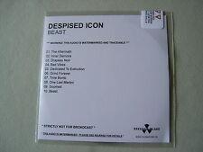 DESPISED ICON Beast sealed promo CD album