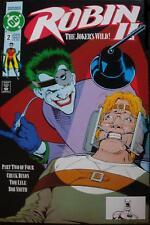 ROBIN II   # 2  - COMIC - 1991  -  9.6