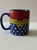 NEW DC Comics Wonder Woman Uniform~Ceramic Cup Mug COFFEE