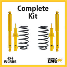 Old Man Emu Suspension Bundle for Isuzu Trooper 92-01 COMPLETE KIT Lift Monterey
