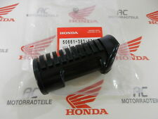 Honda CY 80 Rubber Footpeg Pedal Front Genuine New
