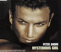 PETER ANDRE - Mysterious Girl (UK 2 Trk CD Single Pt 1)