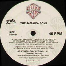 THE JAMAICA BOYS - (It's That) Lovin' Feeling - Warner