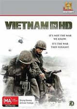 Vietnam War In HD - Lost Films (DVD, 2012, 2-Disc Set) VGC (Box D75)