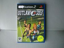 JEU PLAYSTATION 2 : OUTLAW GOLF
